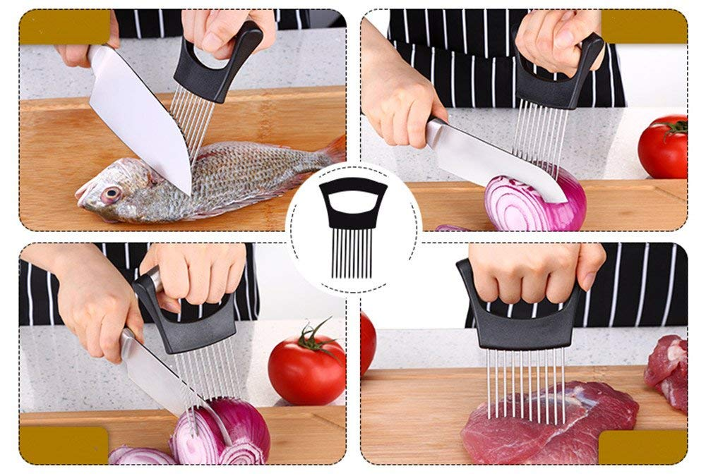 Stainless Steel Onion Cutter