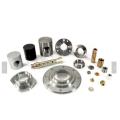 Usinage de pièces tournées CNC personnalisées tournant des pièces en laiton