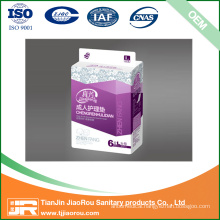 Professional bed sheet disposable medical underpad