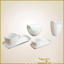 6 PCS Western Tableware Dedicate Holding Edge Design