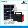 Solar-Plug-and-Play-Solar-Kit mit mobilen Solar-Ladegerät auf Gitter für Solar Canton Fair