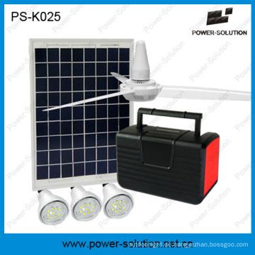 Portable Komplette netzunabhängige Mini Solar Power LED Beleuchtung Solar System Home für Canton Fair
