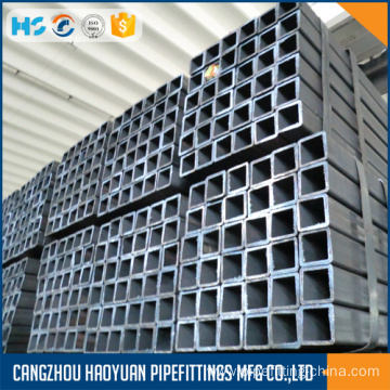 20 Years manufacturer for Steel Rectangular Tubing Carbon Steel Rectangular Tube Steel export to France Suppliers