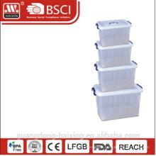 Пластмассовые для хранения контейнера 23 Л/35 Л/50 Л/69 Л