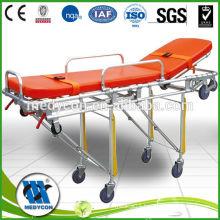 Medical emergency rescue aluminum alloy stretcher