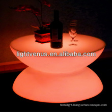 Hight Quality PE Material LED Outdoor Table Light