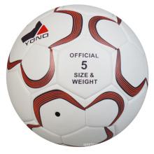 Wholesale PU Leather Custom Soccaer ball Size 5