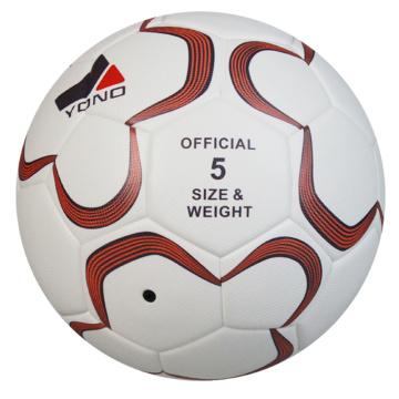 Atacado de couro PU Soccaer personalizado tamanho da bola 5