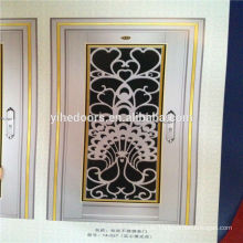 Main stainless steel entrance door SS stainless steel doors