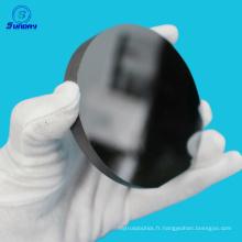 Fenêtre optique de laser de germanium de caméra thermique
