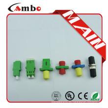 Hecho en China Mejor Precio LC SC FC ST Adaptador de fibra óptica