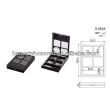 Cosmetic Empty Eyeshadow Palette Case Packaging