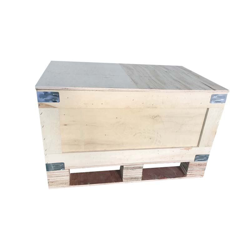 Sales Of Fumigation-free Wooden Boxes