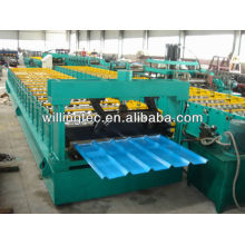 good quality hot sale color sheet roof panel roll forming machine