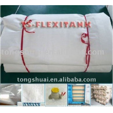 Produto comestível saco flexível para contanier de 20 pés