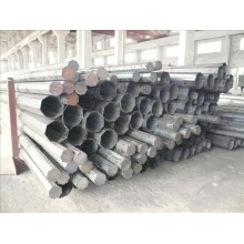 Galvanized Polygonal Steel Pole
