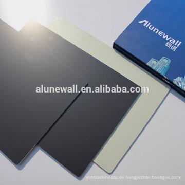 A2 / B1 feuerfeste PVDF-Aluminium-Verbundplatte