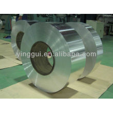 Bobinas de tira de aluminio