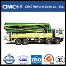 Camión de la bomba concreta de Cimc los 24m a los 52m con el precio bajo