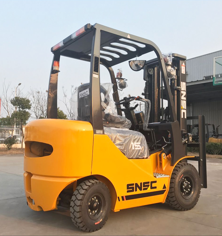 SNSC 1.5Ton LPG GAS Powered Forklift