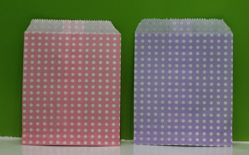 Mini Candy colored paper bag