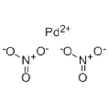Palladium nitrate CAS 10102-05-3