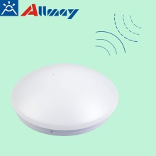 LED Flush Ceiling Light with Microwave Sensor