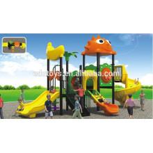 2015 Neue Artikel EB10193 Plastik Vorschule Outdoor Spielplatz Spielzeug