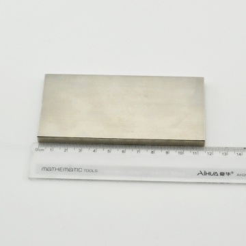 10 Years manufacturer for China Rectangular Magnets,Neodymium Rectangular Magnets Manufacturer N35 Ndfeb rare earth block magnet supply to Dominican Republic Exporter