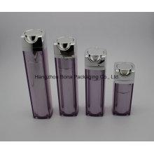 New Arrival 15ml 30ml 40ml 60ml 100ml Square Airless Bottle