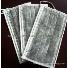 Disposable Face Mask With Active Carboon