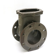 Professional Manufacturer Cast Iron Valve Body