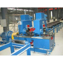 Q235A Mechanical H Beam Production Line For Flange Straight