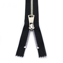 Non-lock Closed End Metal No. 8 Zipper