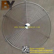 Ventilador de la parrilla / ventilador de la cubierta de guardia / Metal Grill Guard