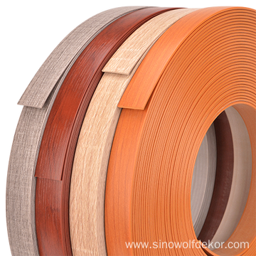 OEM manufacturer custom for ABS Edge Banding wood color ABS Edge Banding Series export to Russian Federation Manufacturers