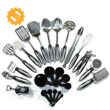 Private label kitchen utensils stainless steel kitchen gadgets with gift box