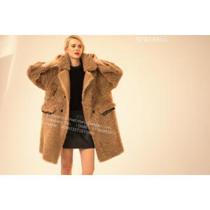 Australian Merino Shearling Fur Wind Coat