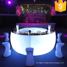 led party lights for luxury hotel bar decoration