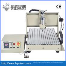 Herramientas CNC Mini Torno CNC Máquina de corte enrutador CNC
