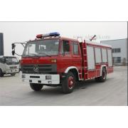 5 Tonnen Dongfeng 153 trockene Pulver Feuer LKW Euro3