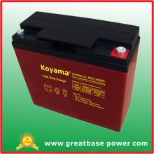 Batería VRLA de alta velocidad 20ah 12V