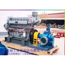 KCB3800 Zahnradpumpe mit Dieselmotor ausgestattet
