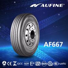 Pneu de caminhão resistente e pneus de ônibus (11R 22.5 11R24.5)