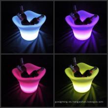 Colorido teledirigido impermeable LED cubo de hielo (h003)