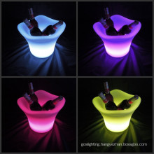 Colorful Remote Control Waterproof LED Ice Bucket (H003)