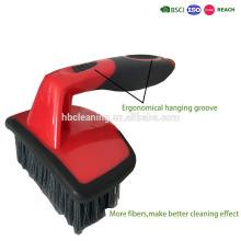 brosse de nettoyage à main pour les roues de voiture