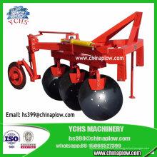 1y (SX) -325 Hydraulischer Doppelseitiger Scheibenpflug für Yto Traktor