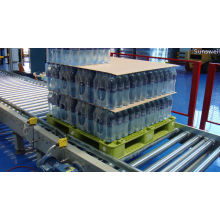 1 - 12rpm Pallet Wrapping Machine For Carton Box Stack Film Wrapping, Soft Drink, Liquor