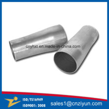 Tubo de molde de aço carbono carbono soldado personalizado